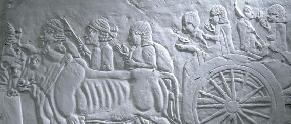 Oorlog in het Oude Testament