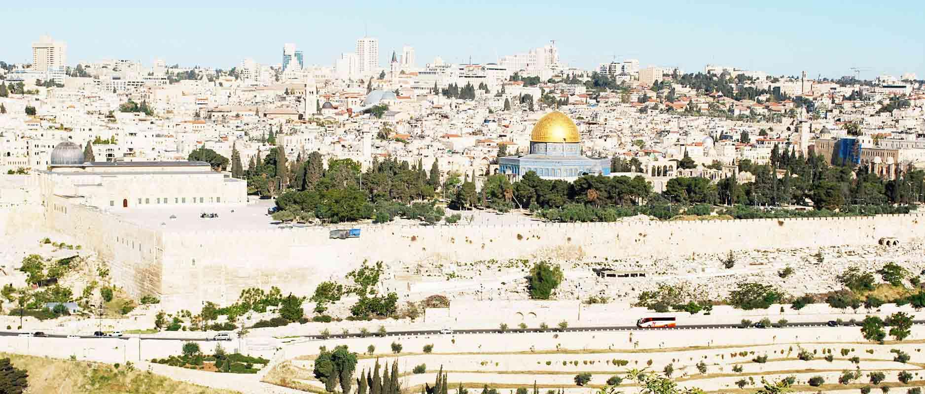 Jeruzalem | Stad van vrede en strijdtoneel