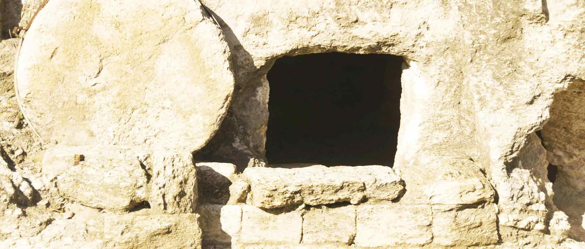 Het graf van Jezus | Wat de Bijbel erover zegt