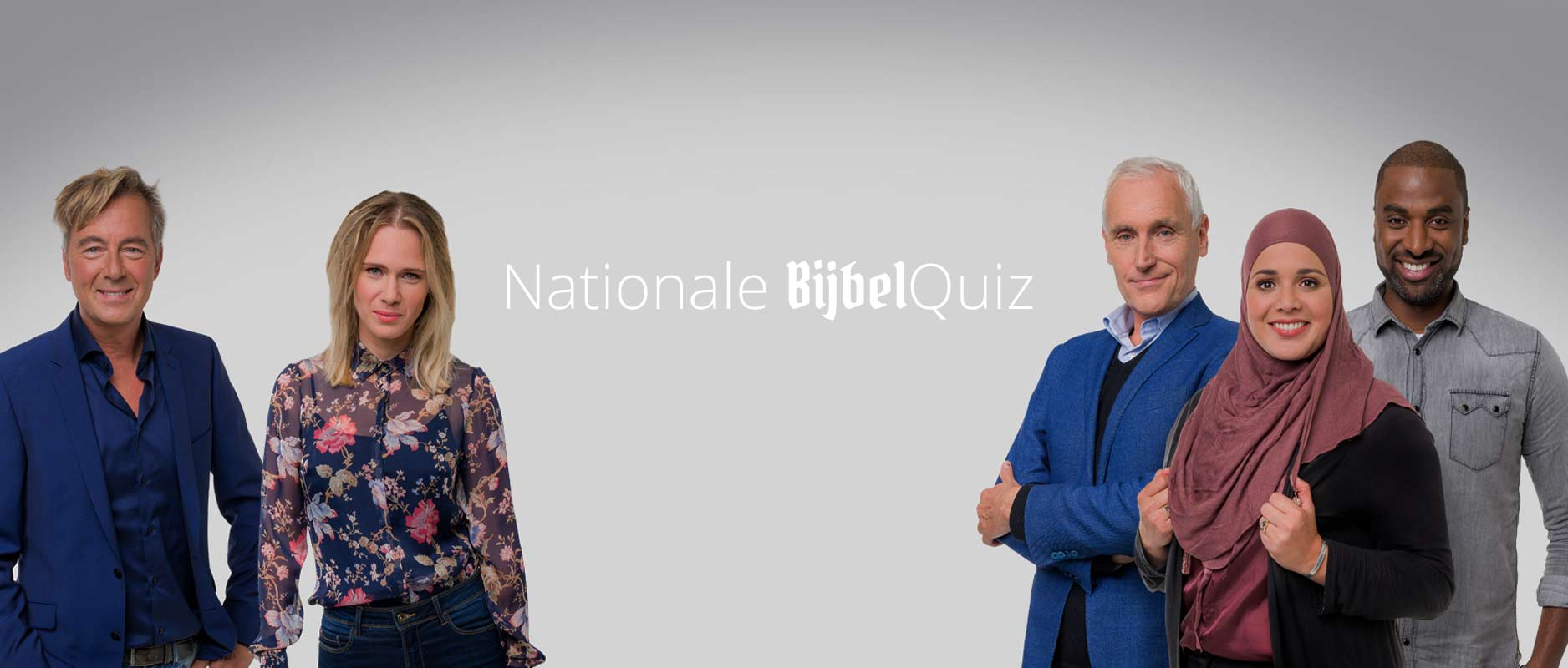 De Nationale BijbelQuiz 2017