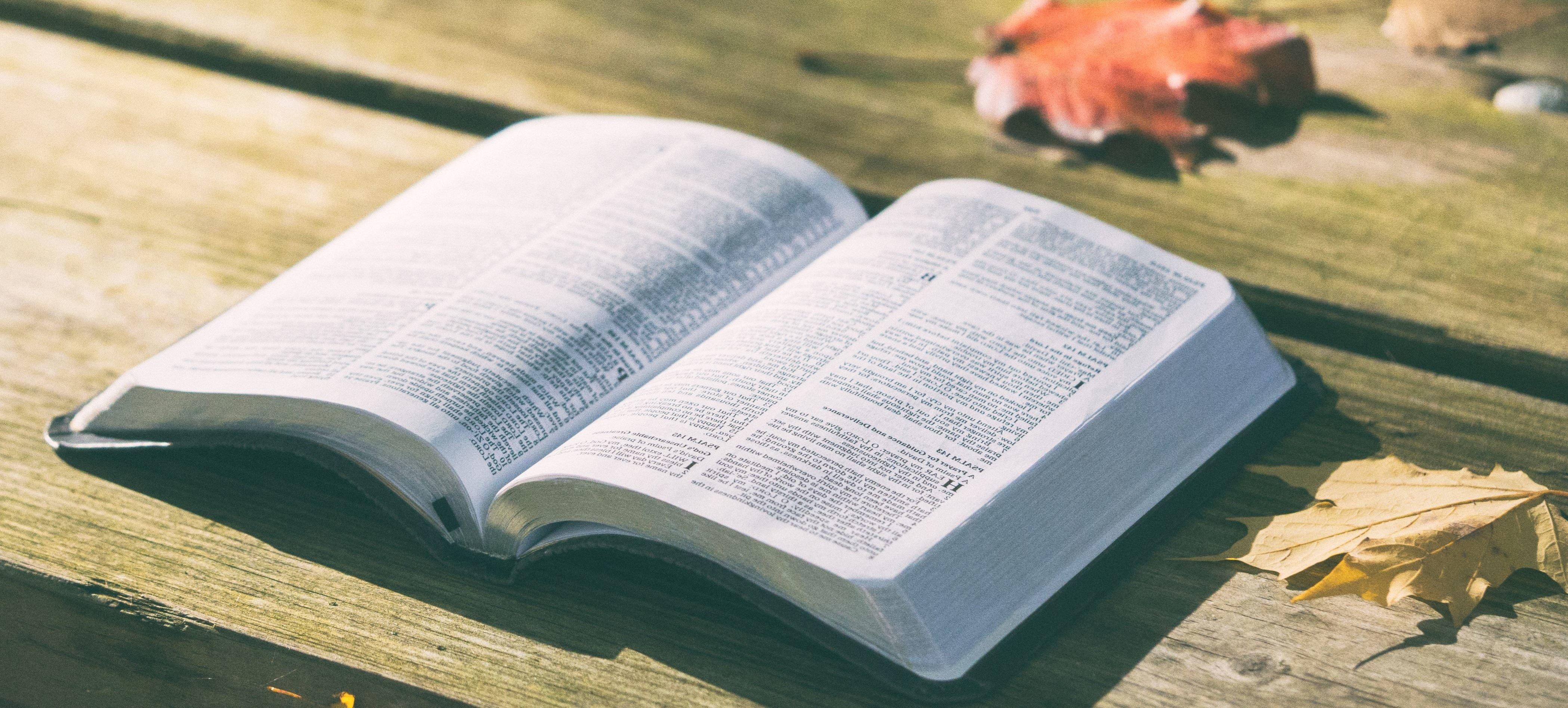 Indeling van de Bijbel